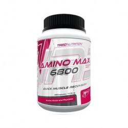 Aminomax 6800 - 320 cáps