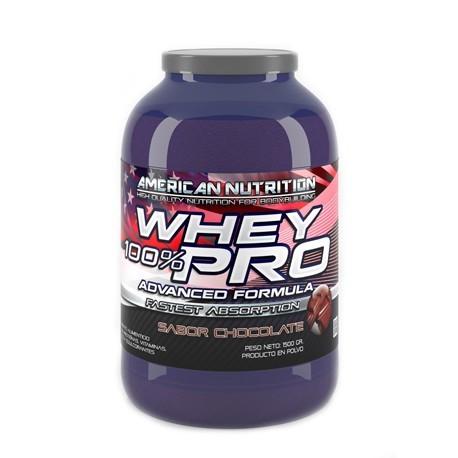 100% Whey Pro 2,5kg