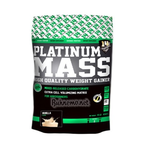 Platinum Mass