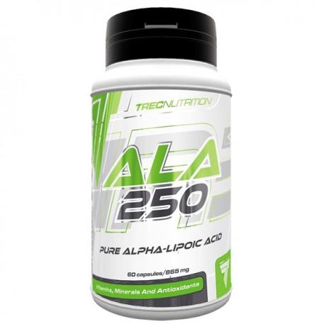 Ácido alfa lipoico 250