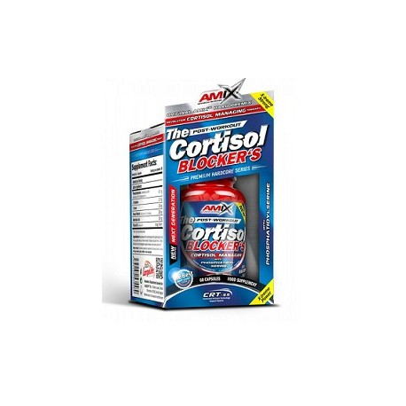 The Cortisol Blocker's