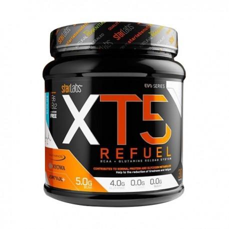 XT5 refuel