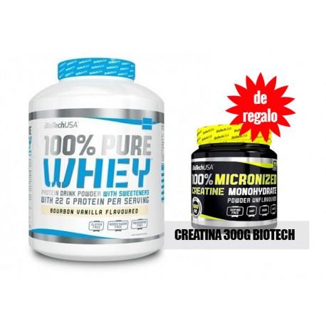 Whey 100% pure Biotech