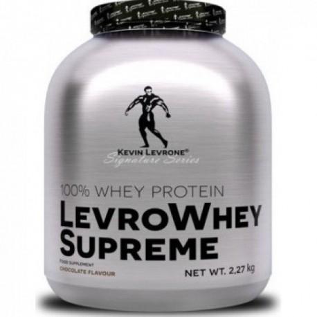 Levrowhey supreme