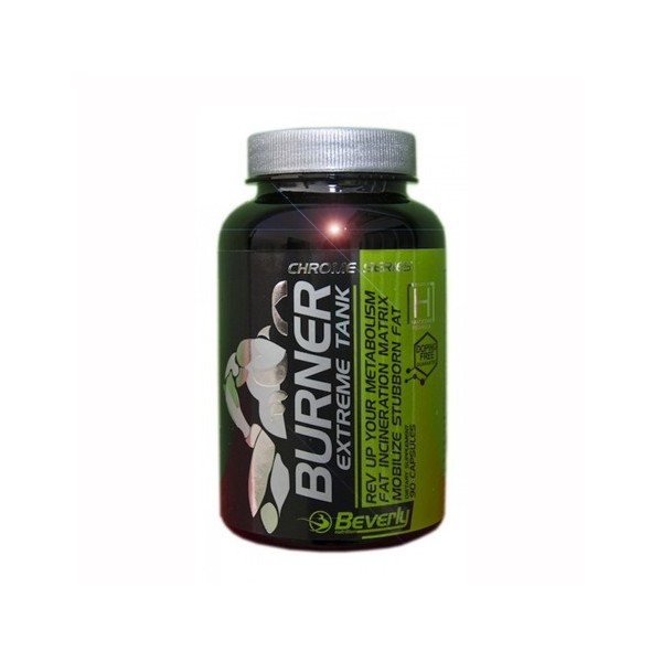 Burner Extreme Tank - Quema grasas Beverly Nutrition