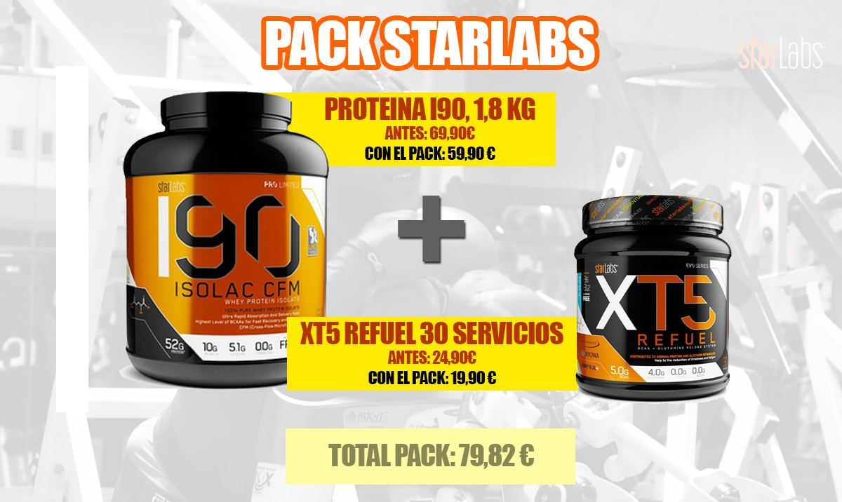 Pack Starlabs