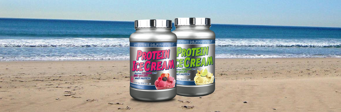 Helados Protein Ice Cream